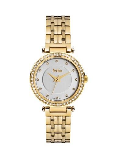 Lee Cooper Kadın Sarı  Saat LC06942.130 Sarı